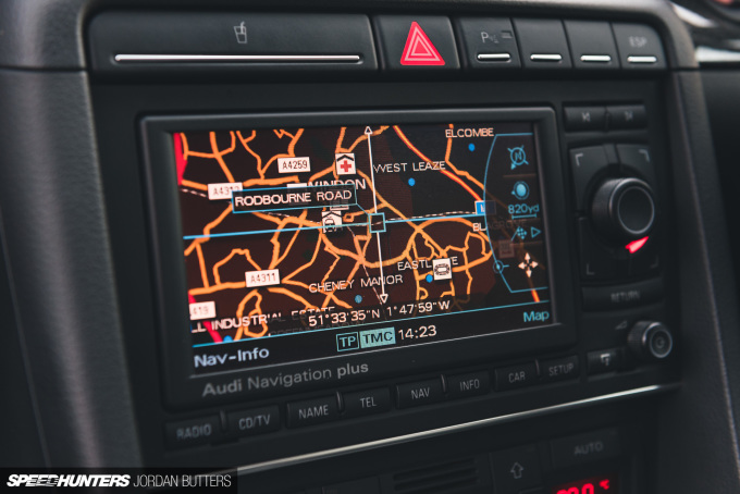 Project RS4 Kenwood CarPlay SPeedhunters by Jordan Butters-5029