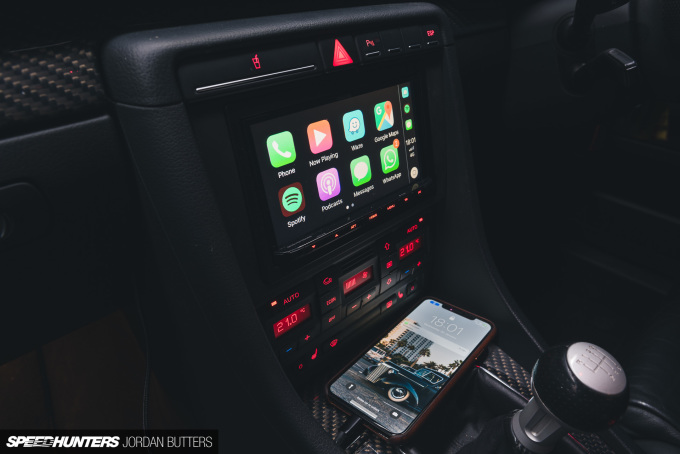 Project RS4 Kenwood CarPlay SPeedhunters by Jordan Butters-7938