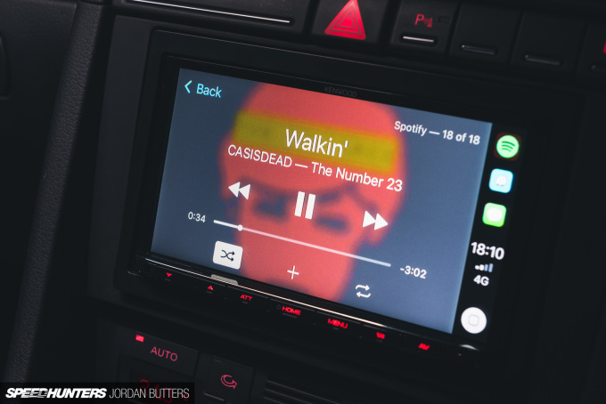 Project RS4 Kenwood CarPlay SPeedhunters by Jordan Butters-7945