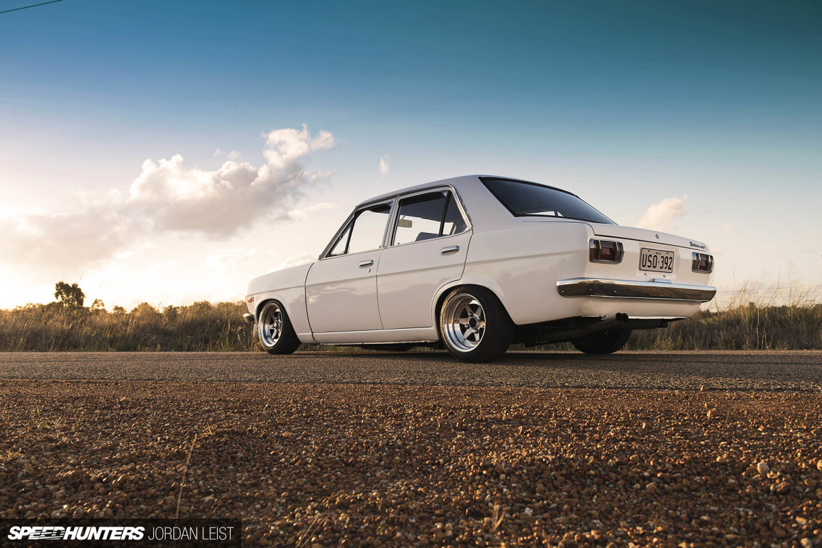 The Good Intentions Of A Datsun 1200