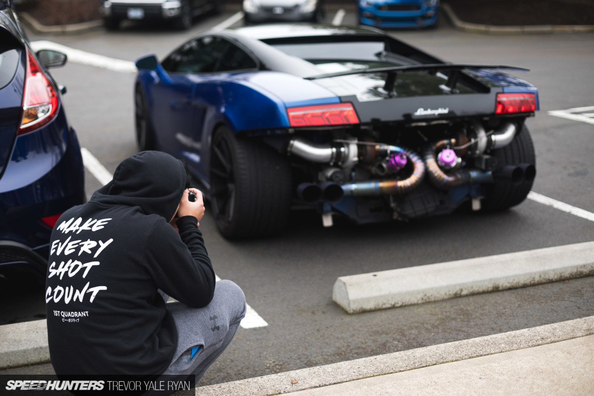 Rain Or Shine: Cars & Coffee Portland Style