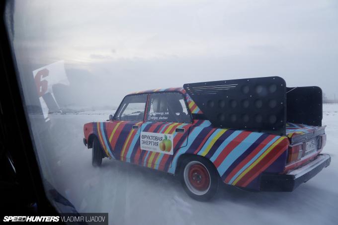 Winter Drift Battle in Krasnoyarsk, Siberia - pictures by Vladimir Ljadov for Speedhunters