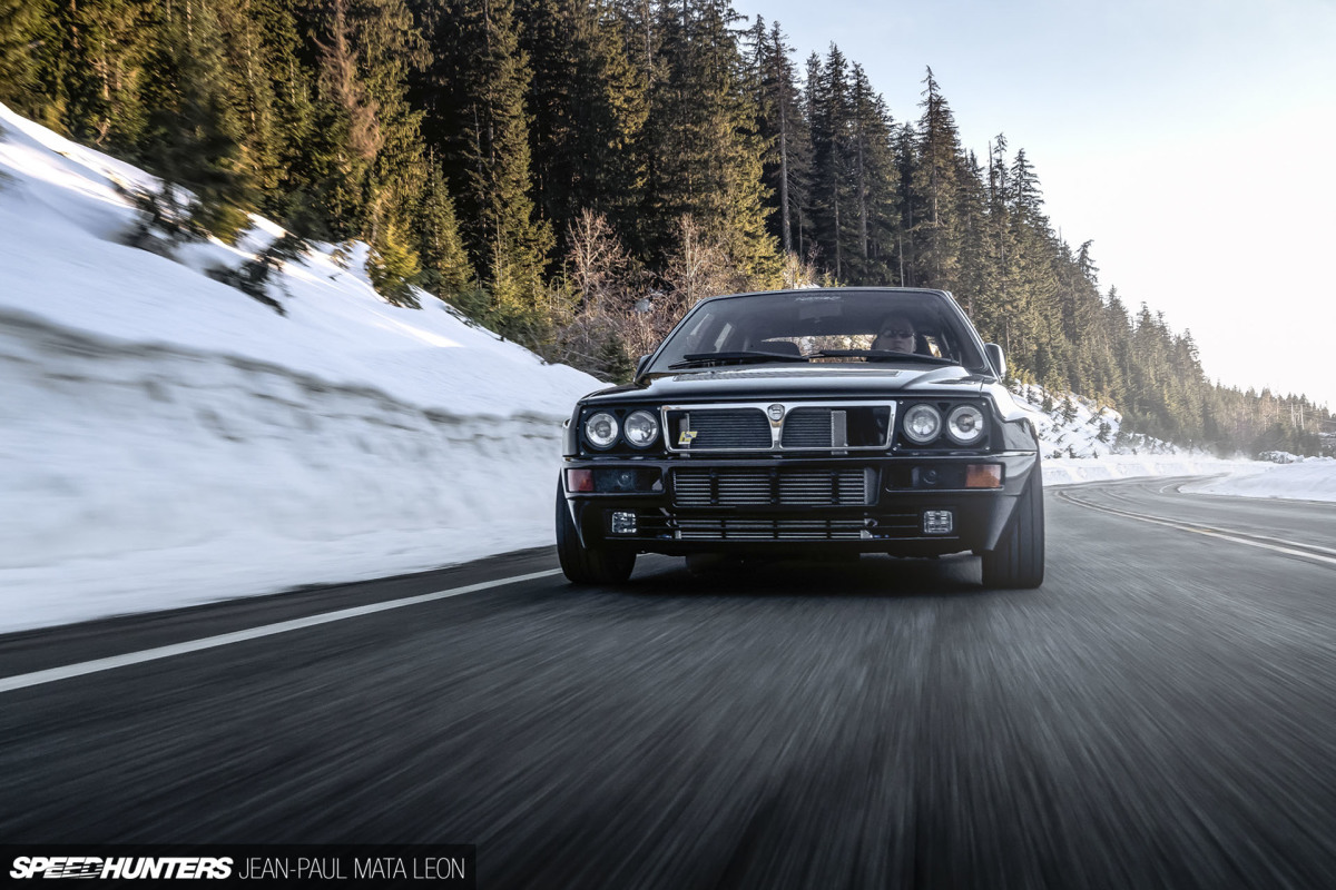 One Man's Dream Lancia Delta Integrale HF Evoluzione