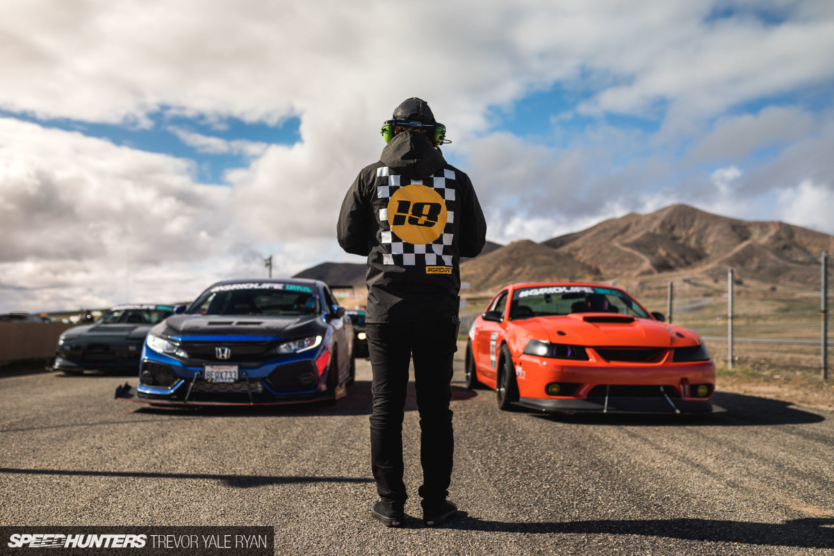 Gridlife Comes To California