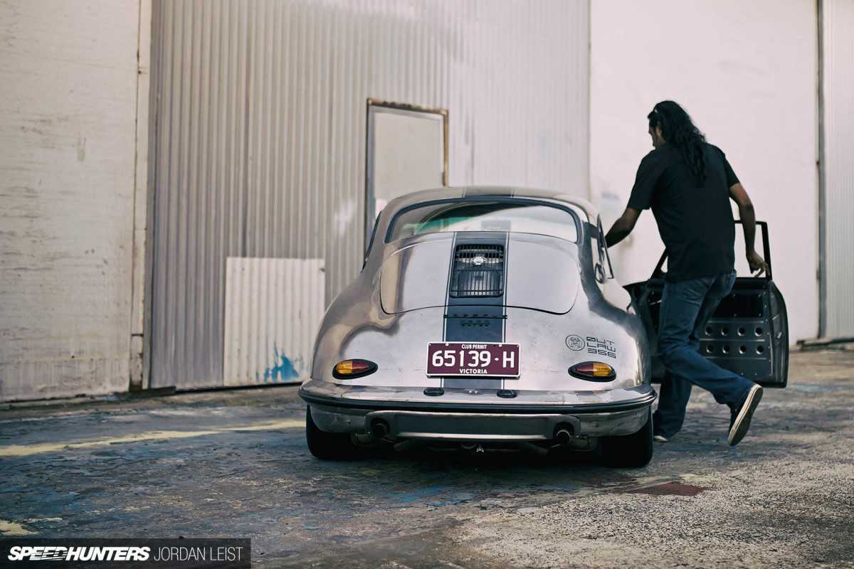 Raw Style: An Outlaw 356 Down Under