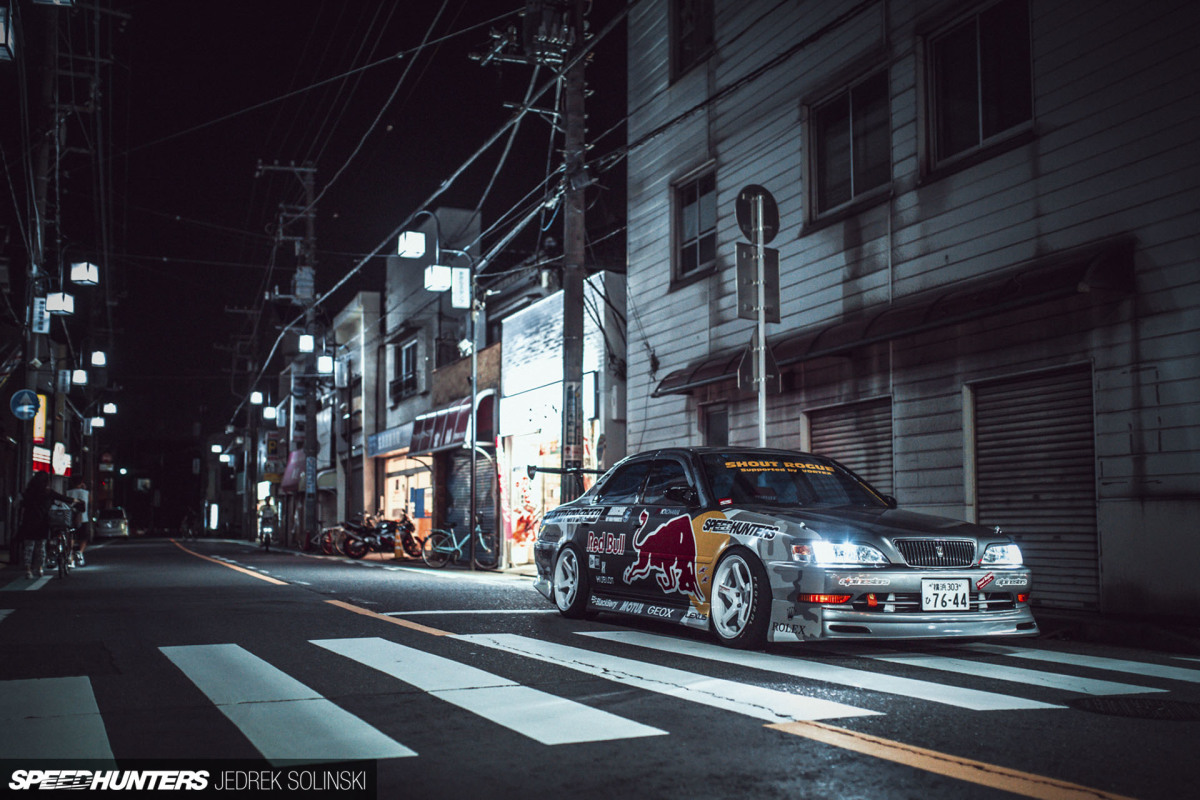 How I Made It To Japan's Hottest Car Culture Spot