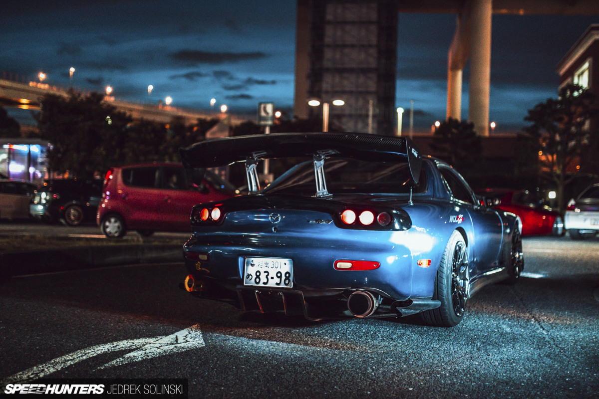 How I Made It To Japan's Hottest Car Culture Spot ...