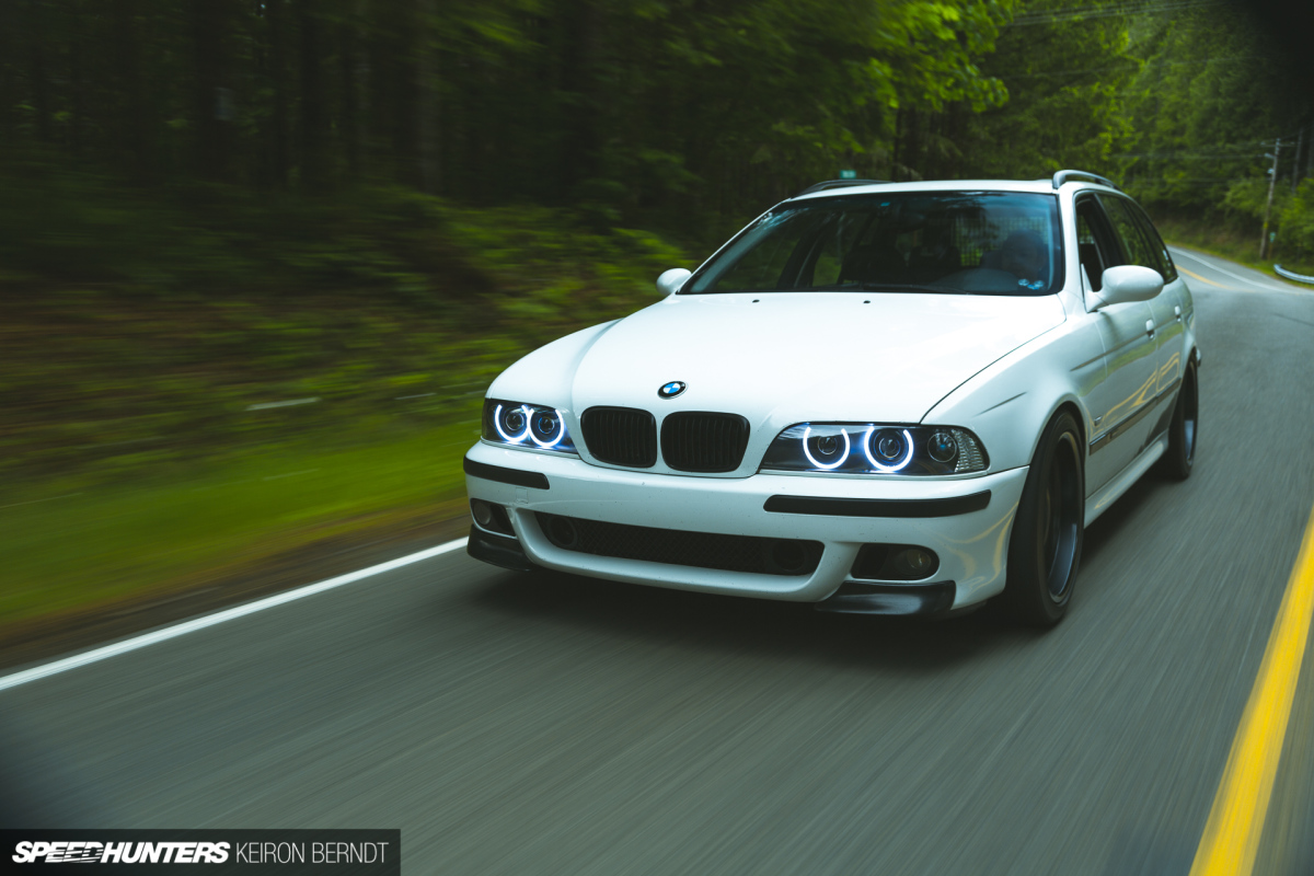 The E39 M5 Touring Which Bmw Didn T Get To Keep Speedhunters