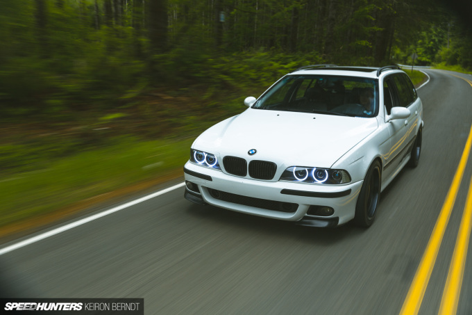 Tim's E39 M5 Wagon - Keiron Berndt - Speedhunters - Seattle-5233