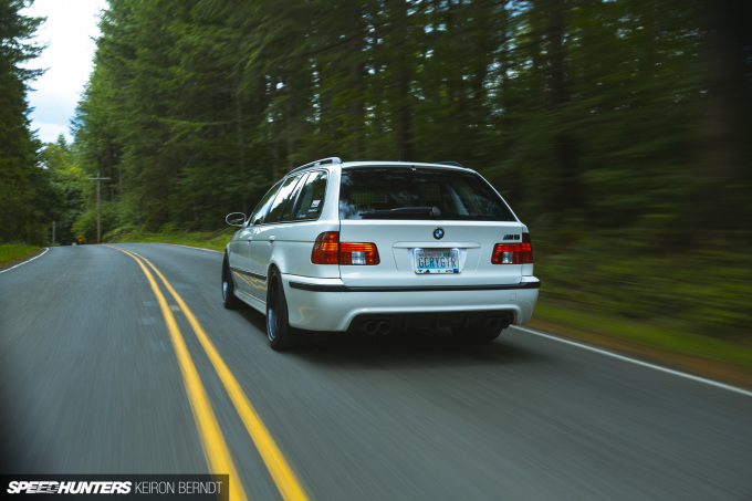 Tim's E39 M5 Wagon - Keiron Berndt - Speedhunters - Seattle-5285