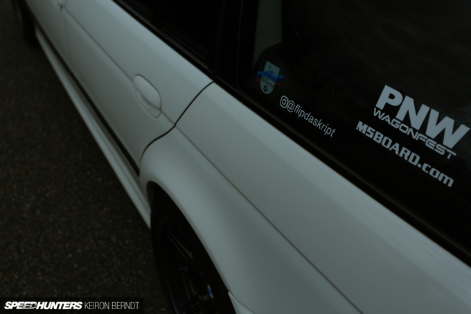 Tim's E39 M5 Wagon - Keiron Berndt - Speedhunters - Seattle-5359