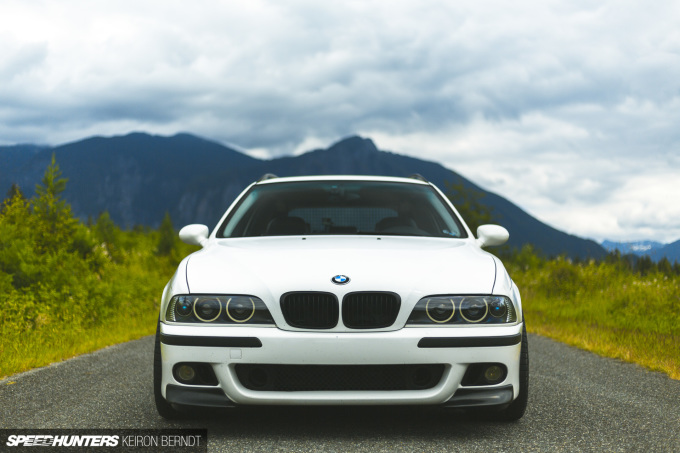 Tim's E39 M5 Wagon - Keiron Berndt - Speedhunters - Seattle-5362