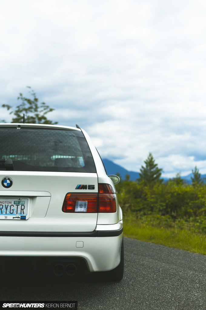 Tim's E39 M5 Wagon - Keiron Berndt - Speedhunters - Seattle-5400