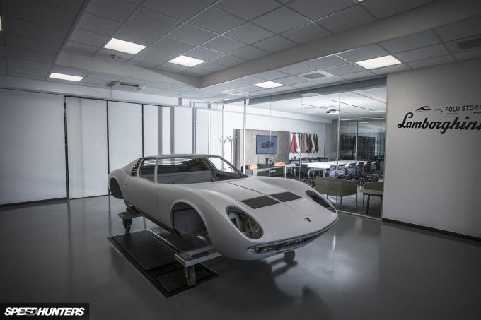 2018 Lamborghini Polo Storico BTS Speedhunters-06