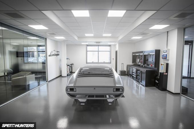 2018 Lamborghini Polo Storico BTS Speedhunters-10