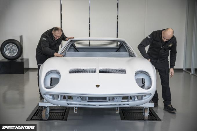 2018 Lamborghini Polo Storico BTS Speedhunters-11