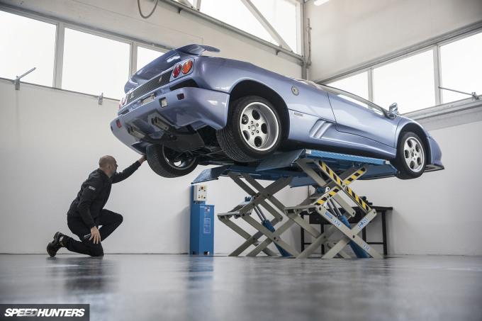2018 Lamborghini Polo Storico BTS Speedhunters-36