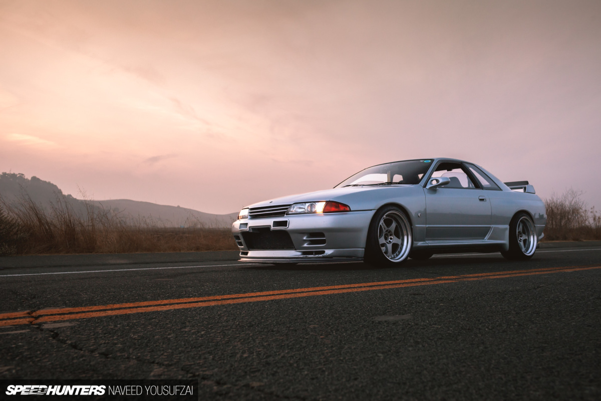 The GT-R Turns 50: Enter Godzilla