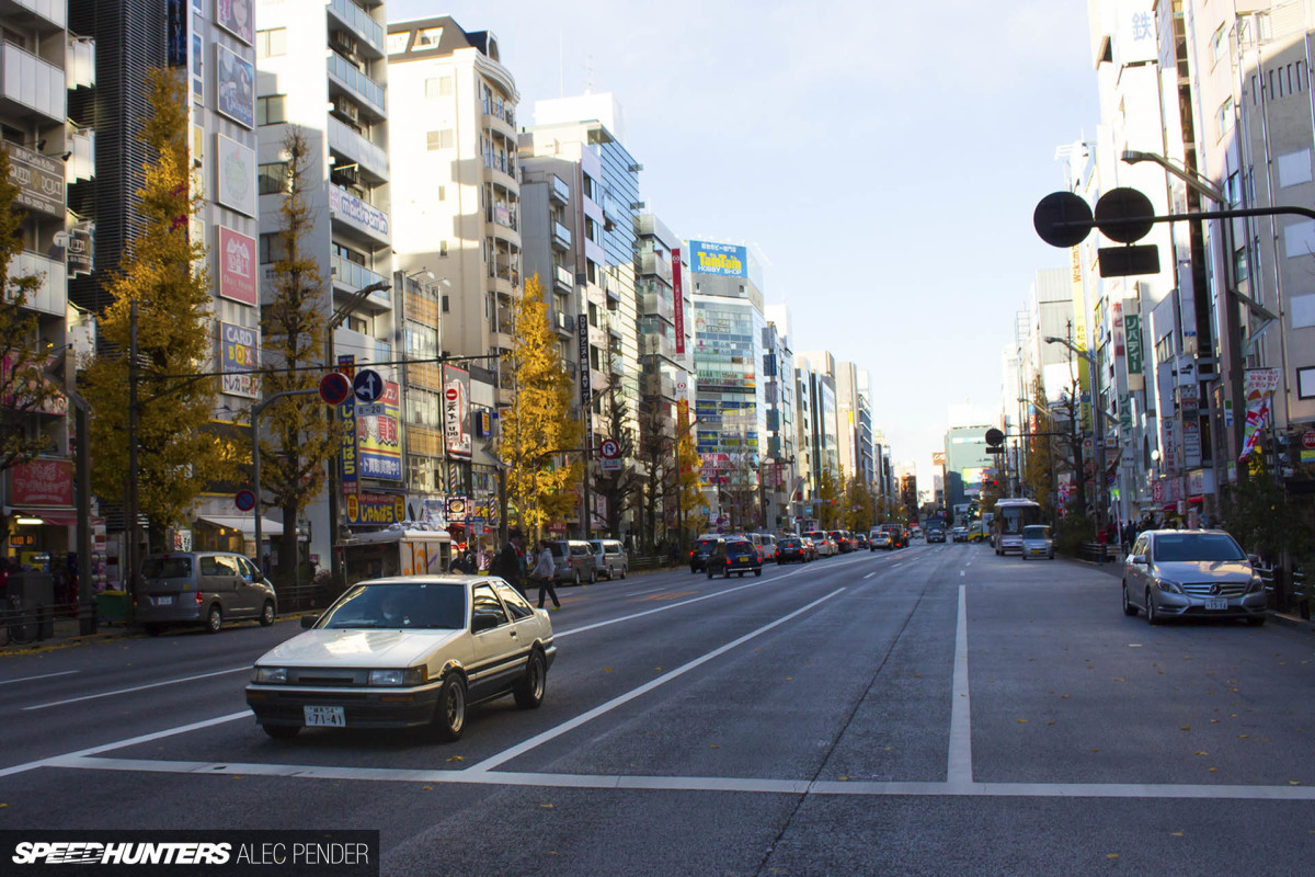 Five Weeks In Japan As An Automotive Tourist