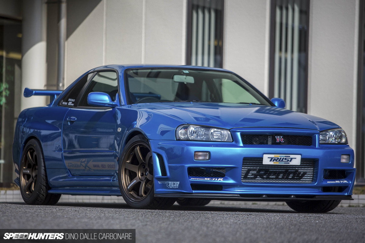The GT-R Turns 50: The Final Skyline