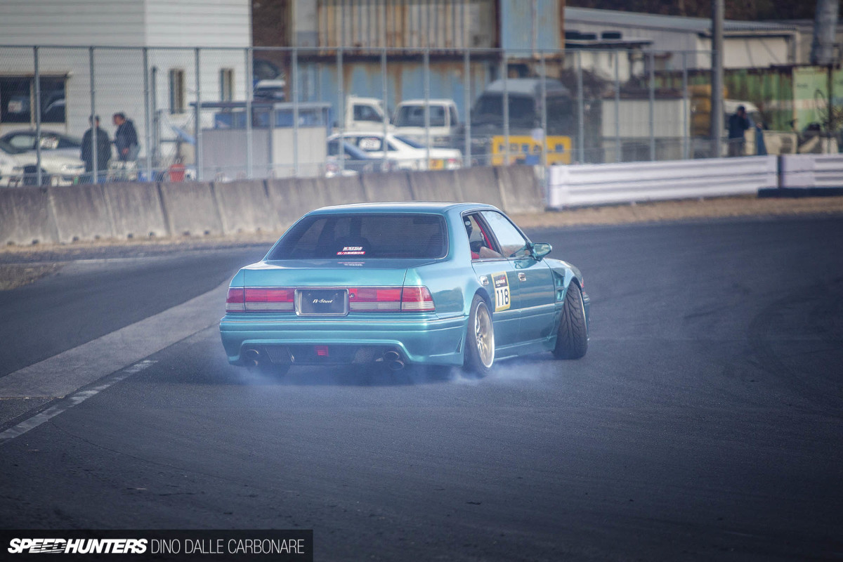 When Yakuza Bosses Want To Drift