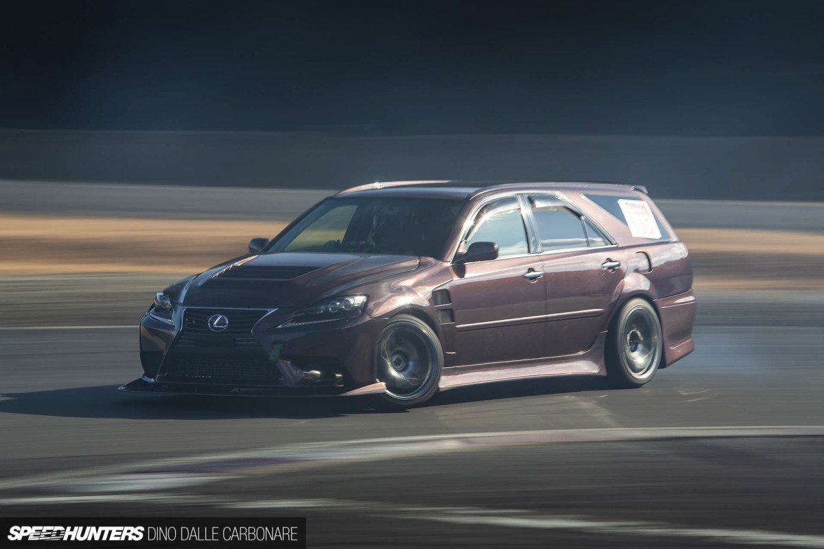 The IS Wagon Lexus Should HaveMade