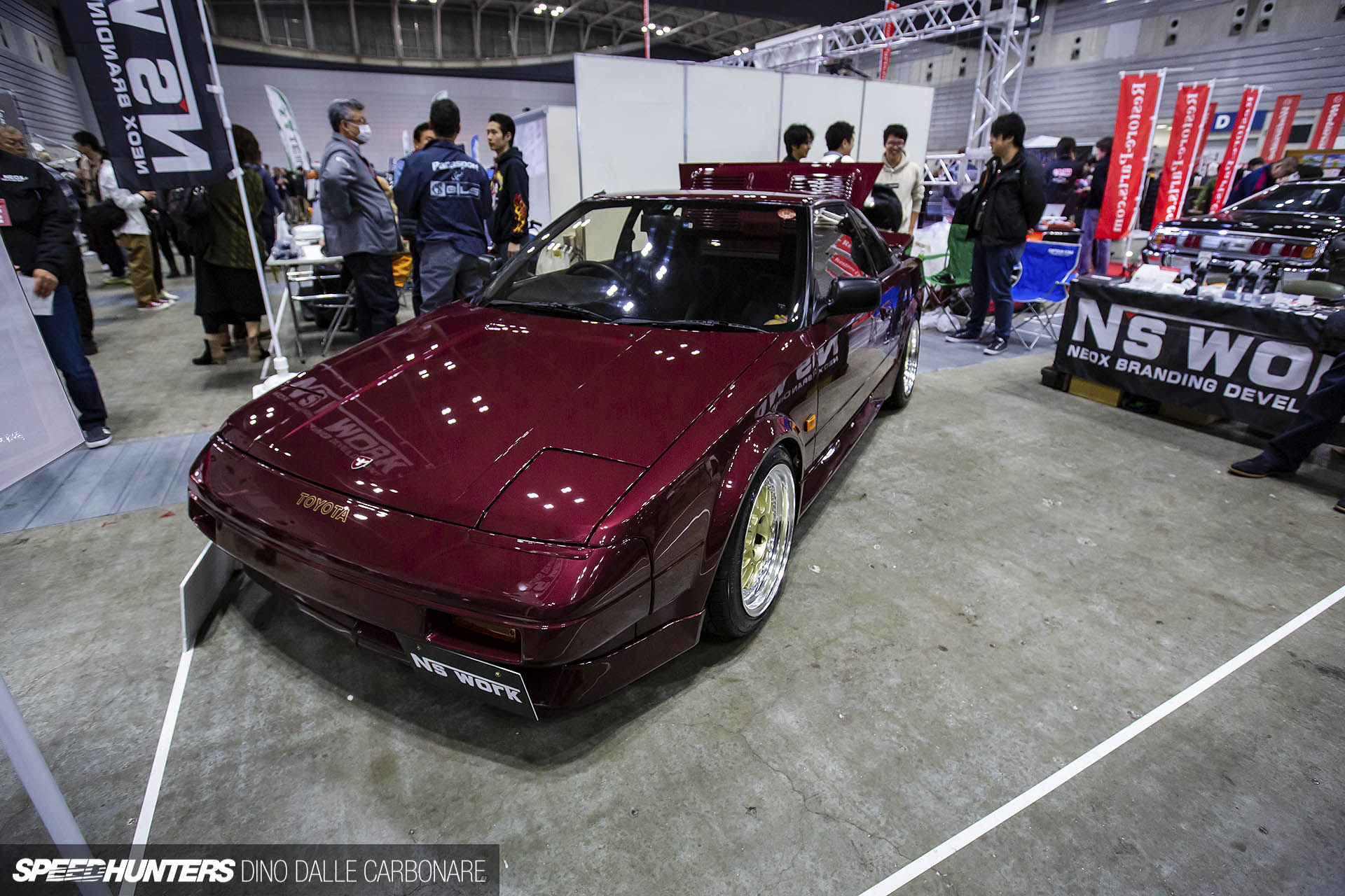 The Lure Of The MR2 Continues