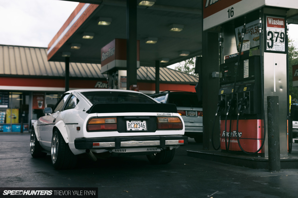 A Chance Encounter With A 280ZX