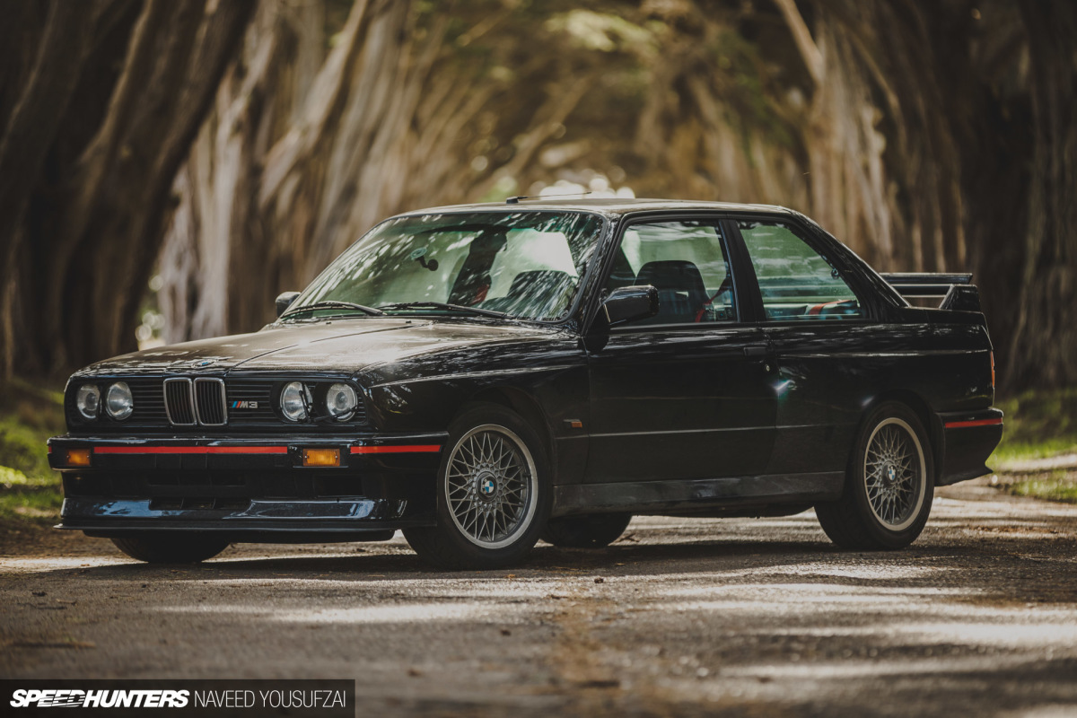 The E30 M3 Sport Evolution – God's True Chariot