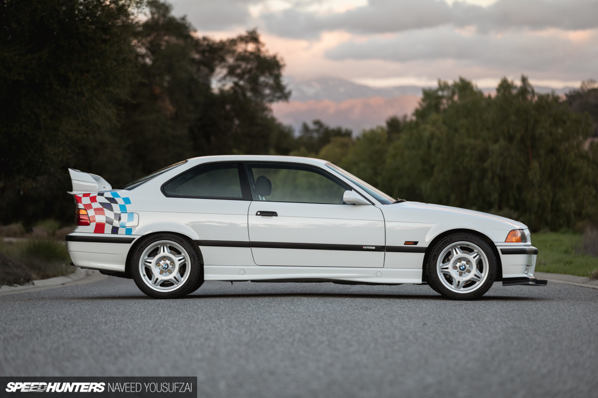 The E36 M3 LTW CSL: A Rare M3, Just For The US