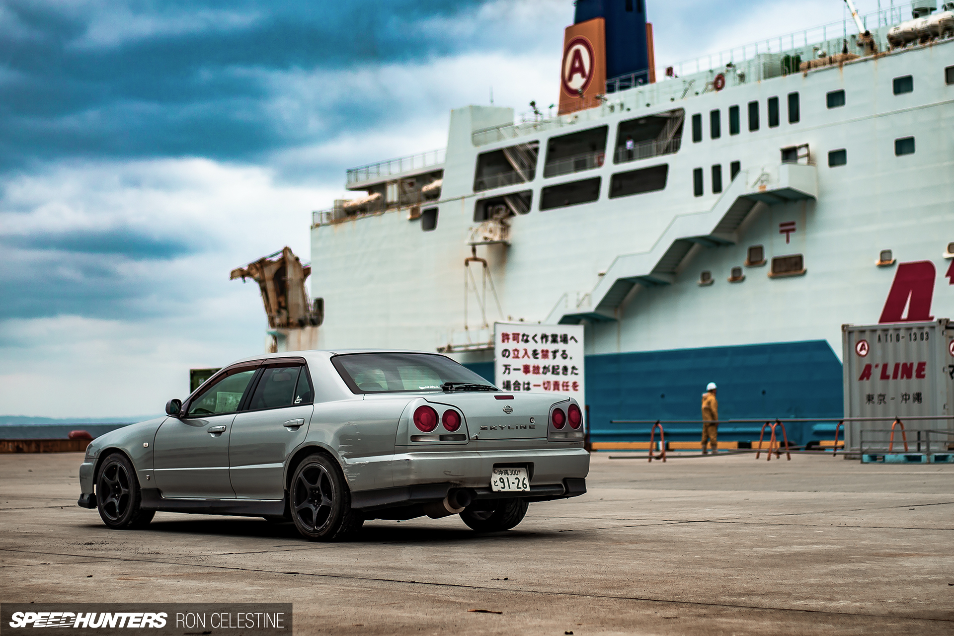 The 3,000+km Journey Getting The Newest Speedhunters Project CarHome