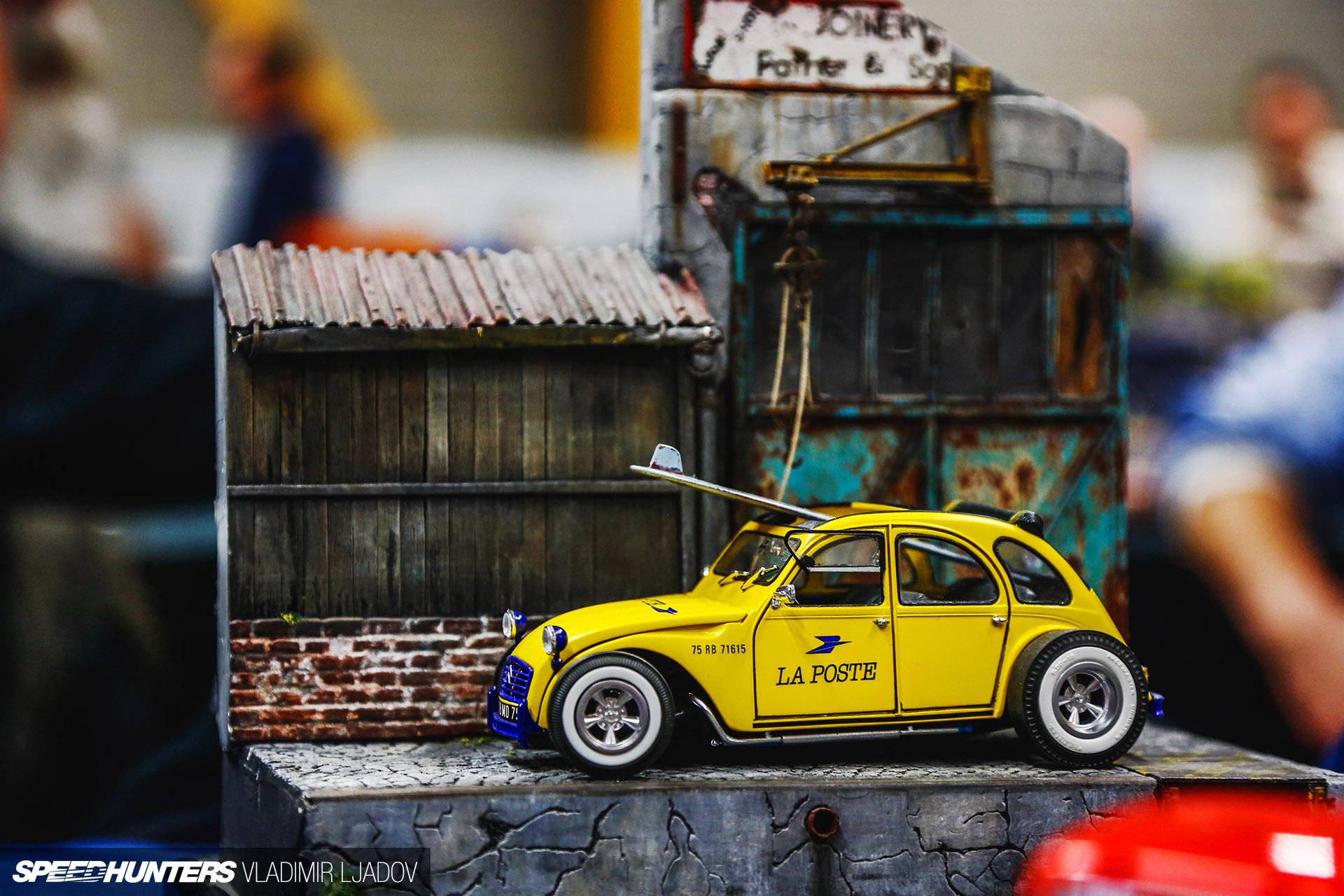 Europe's Best Model Car Show InJabbeke