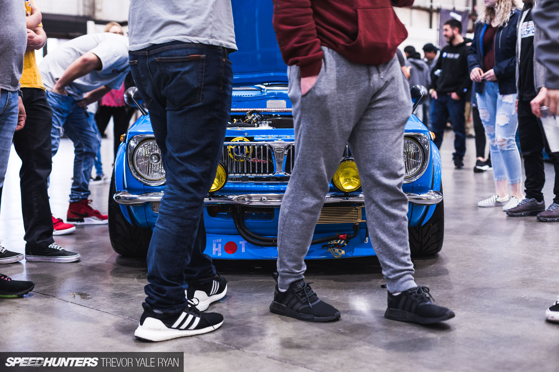 Old School Love At StanceNationNorCal