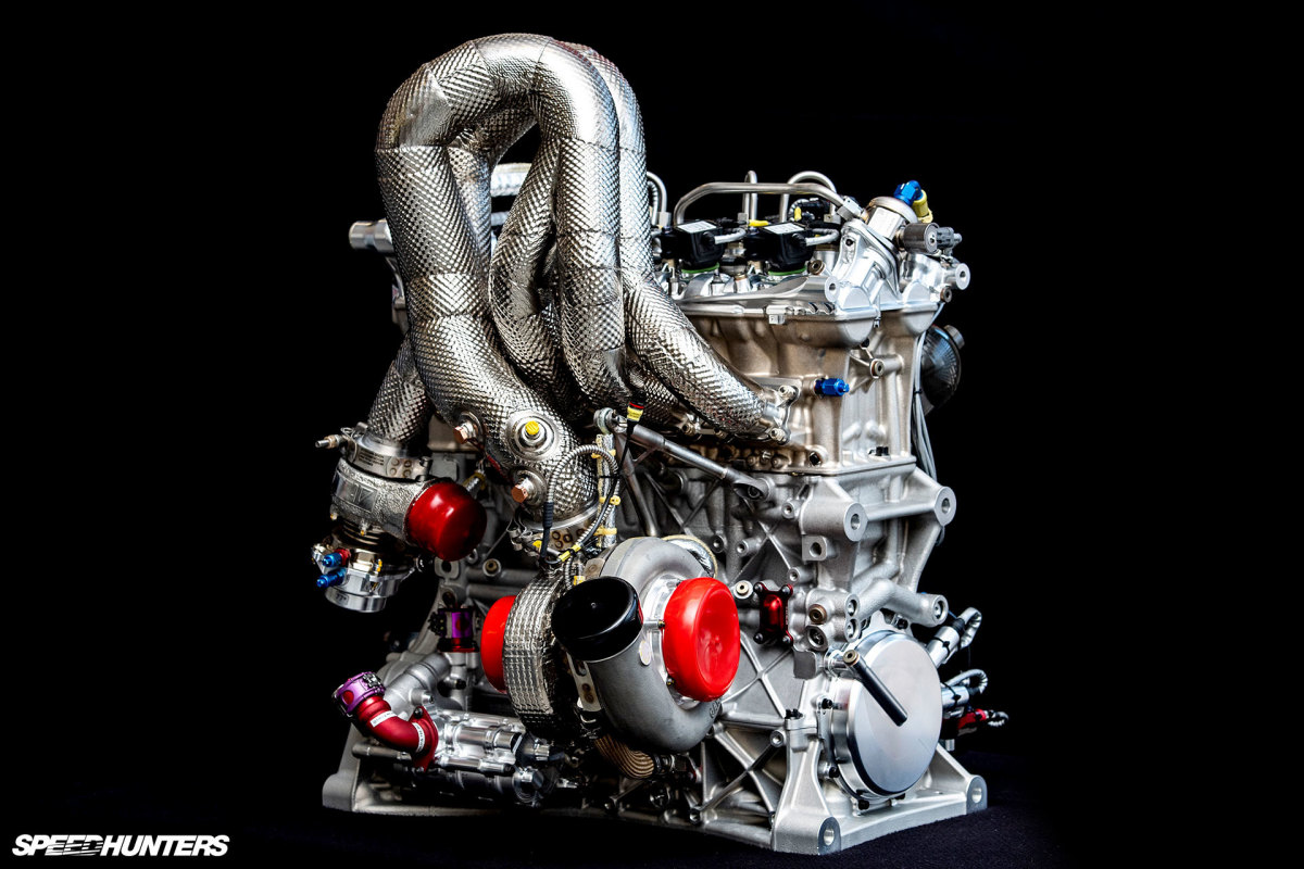 Good Thing, Small Package: Audi's 610HP DTM Four-Cylinder