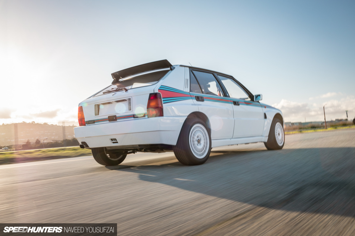 Lancia's Fall From Grace