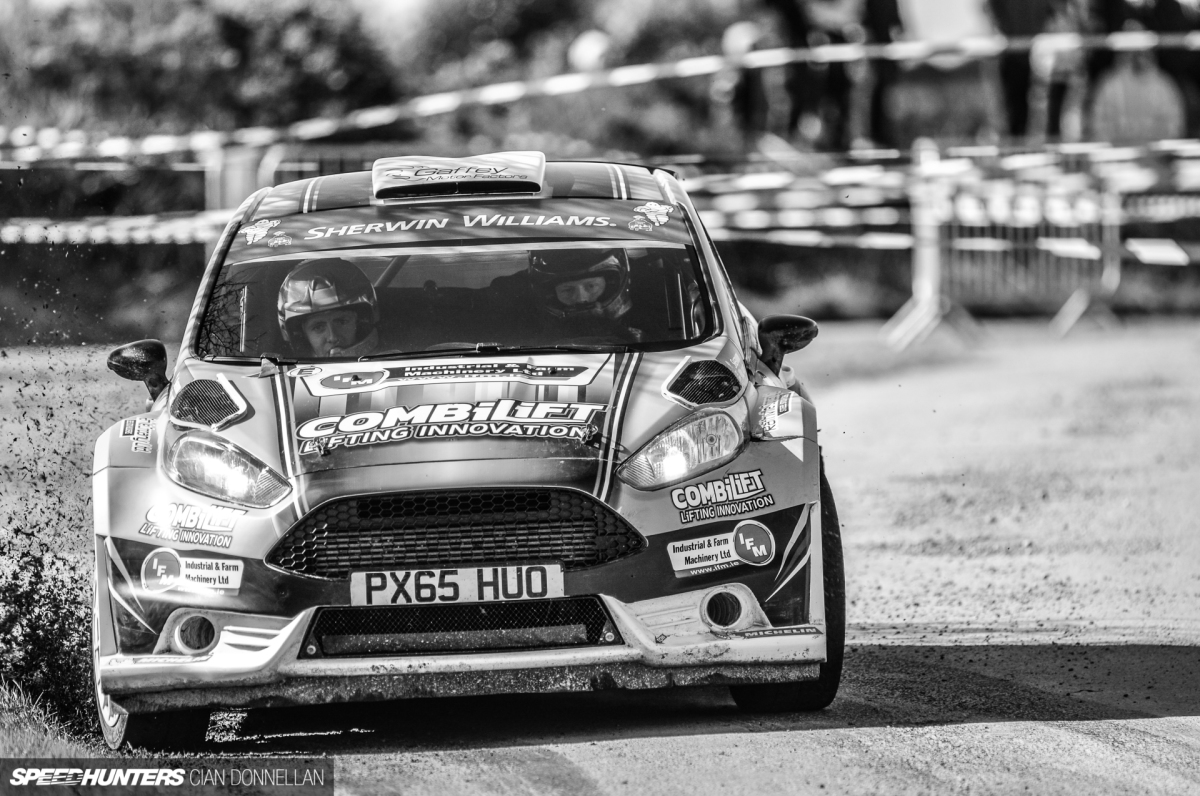 Irish Rallying: The Boom Is Back