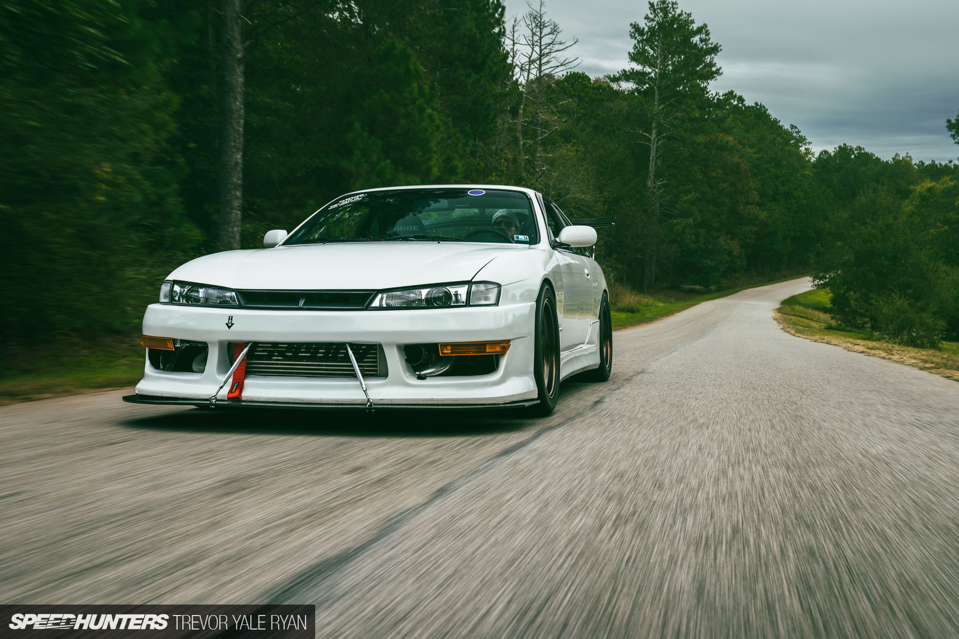 Keeping It In The Family: The 500hp240SX