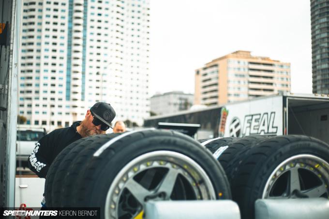 Speedhunters - Media Day - Formula Drift LB - Formula Drift 2019 - Keiron Berndt