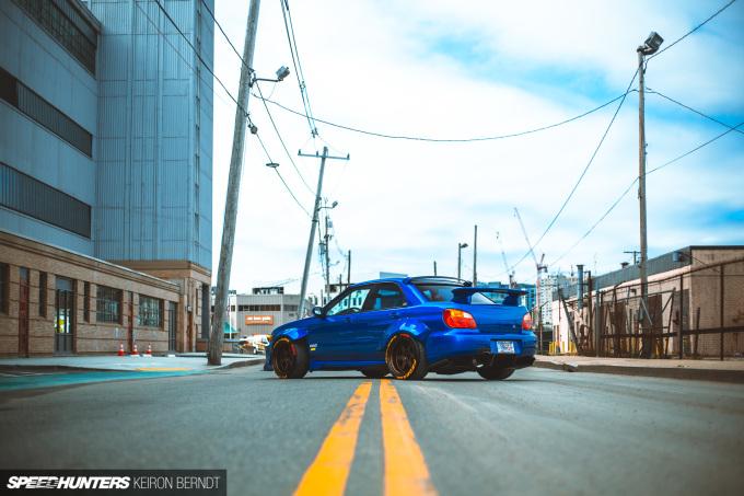 Subaru WRX - Speedhunters - Keiron Berndt - Boston-2508