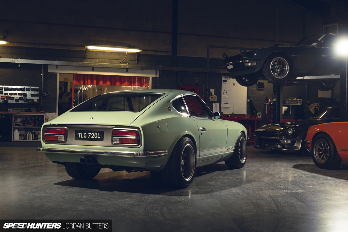 Creating The Perfect 240Z