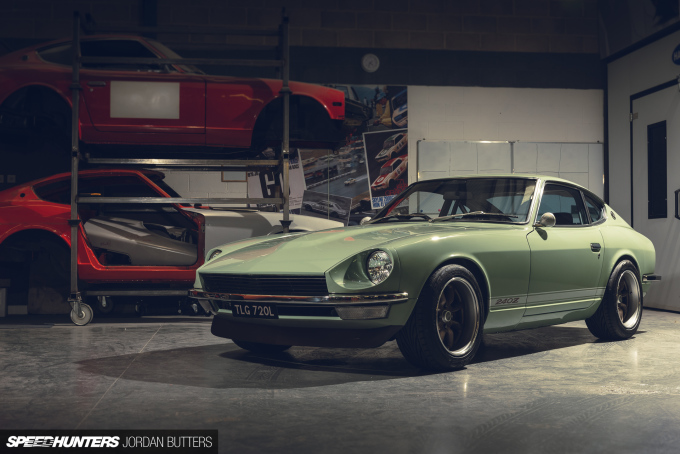 MZR ROADSPORTS GREEN SPEEDHUNTERS ©JORDAN BUTTERS-