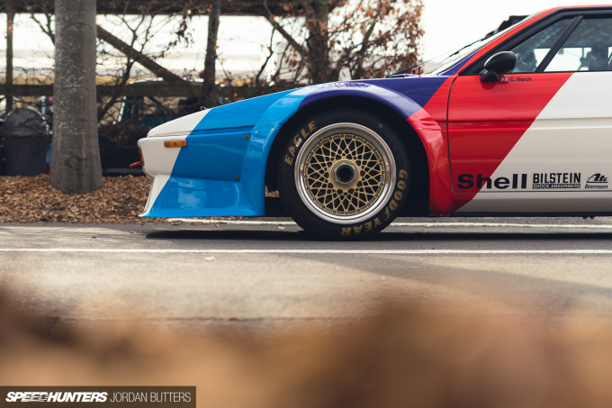 BMW M1 PROCAR 77MM SPEEDHUNTERS ©JORDAN BUTTERS-1652