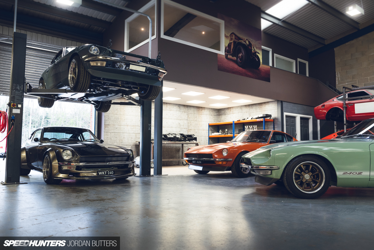 Behind The Scenes At MZR Roadsports