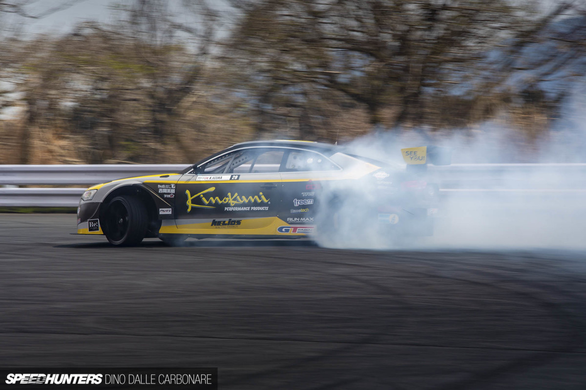 800hp In An Audi Drift Car Speedhunters