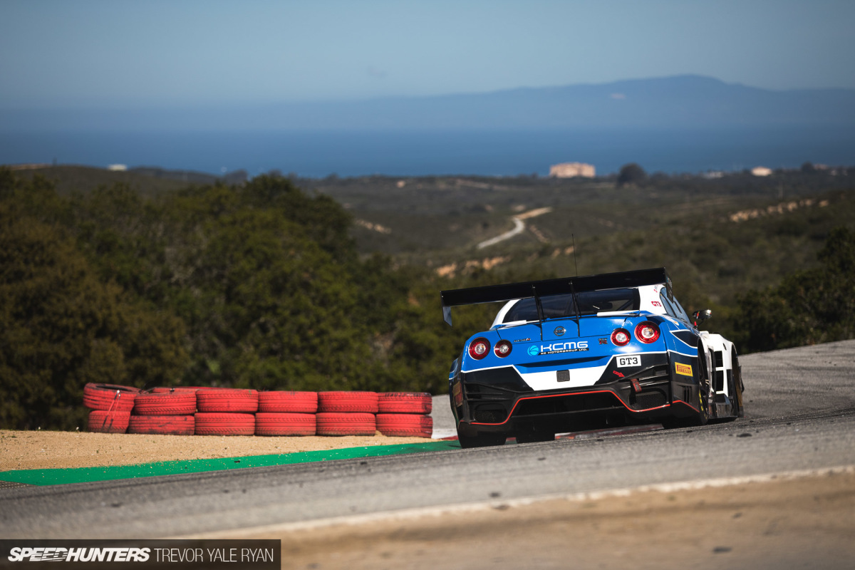 California 8 Hours: Shooting At Laguna Seca