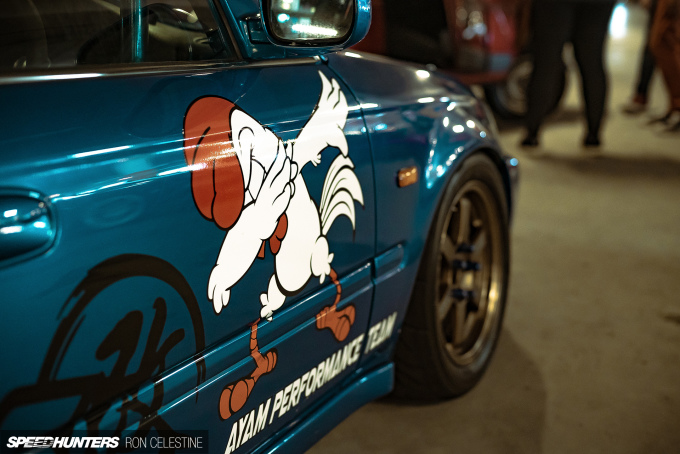Speedhunters_RonCelestine_RetroHavoc_Sticker