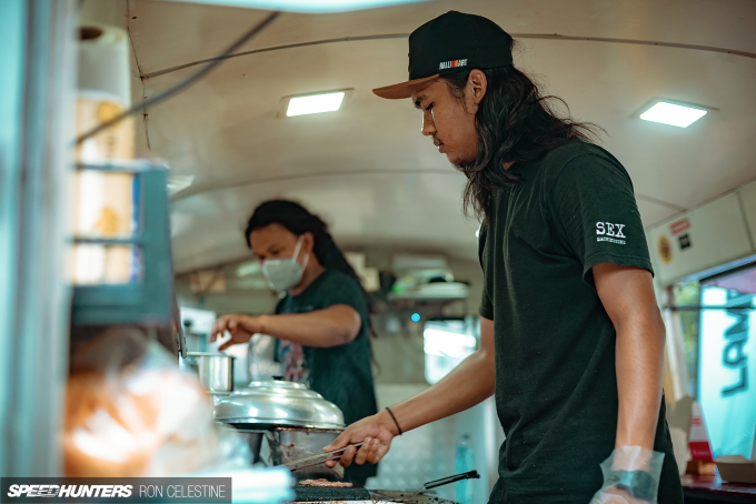 Speedhunters_RonCelestine_RetroHavoc_Youth_Cooking