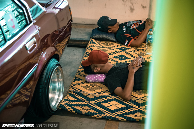 Speedhunters_RonCelestine_RetroHavoc_Youth_Sleeping