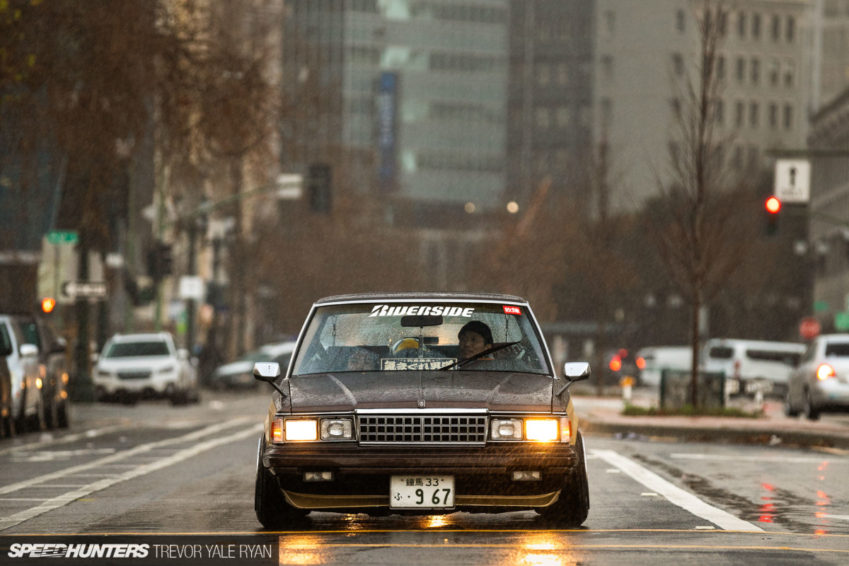 Oakland-Built, Kaido-Inspired: A Californian Cressida