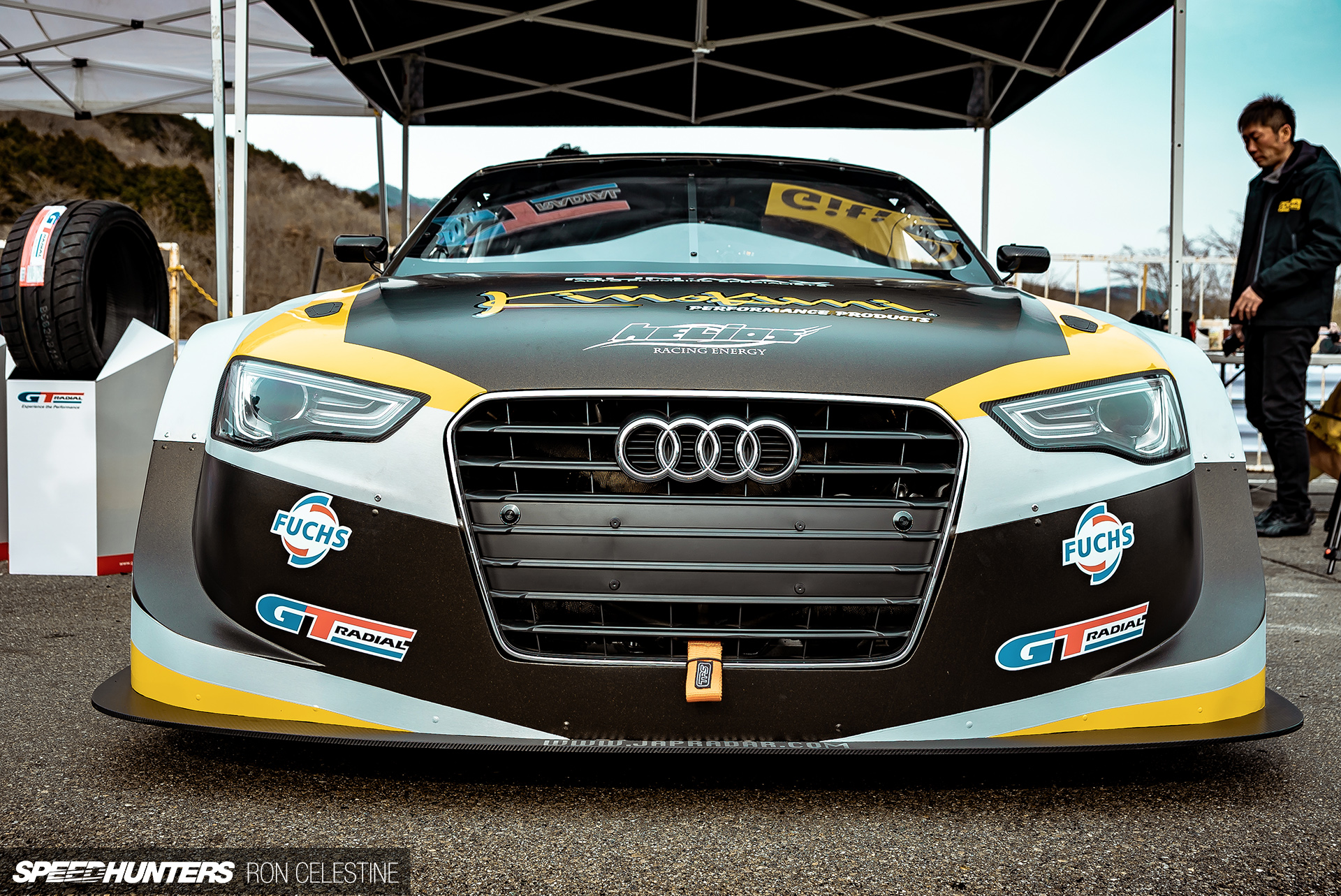 Getting Chased By An 800hp Audi Drift Car Speedhunters